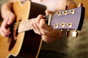 Guitar Lessons in Barrie, Ontario